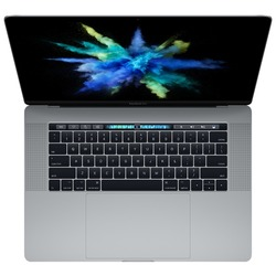 Apple MacBook Pro (15 inch, Retina, Touch bar, middle 2017)