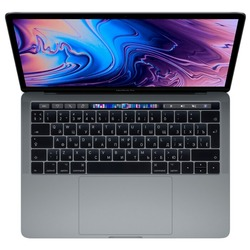 Apple MacBook Pro (13 inch, Retina, Touch bar, middle 2019)